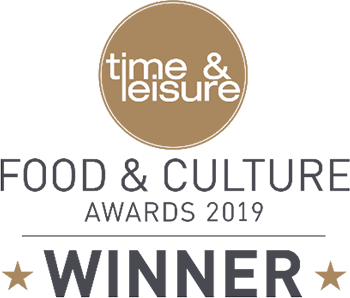 Time & Leisure  Food & Culture winner 2019