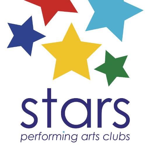 Stars performing arts clubs logo